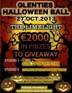 Halloween Ball 2013