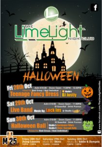 Halloween @ The Limelight